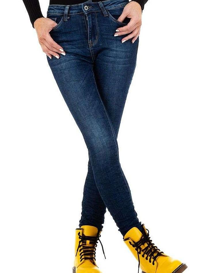 Dámske jeansové nohavice vel. L/40
