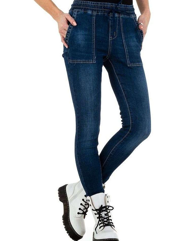 Dámske jeansové nohavice vel. 30