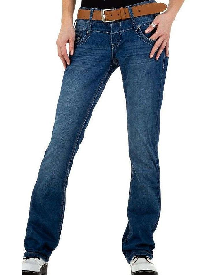 Dámske jeansové nohavice vel. 32