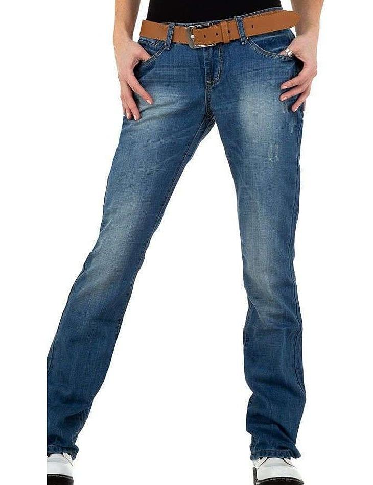 Dámske jeansové nohavice vel. 33