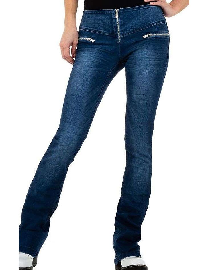 Dámske jeansové nohavice vel. 26