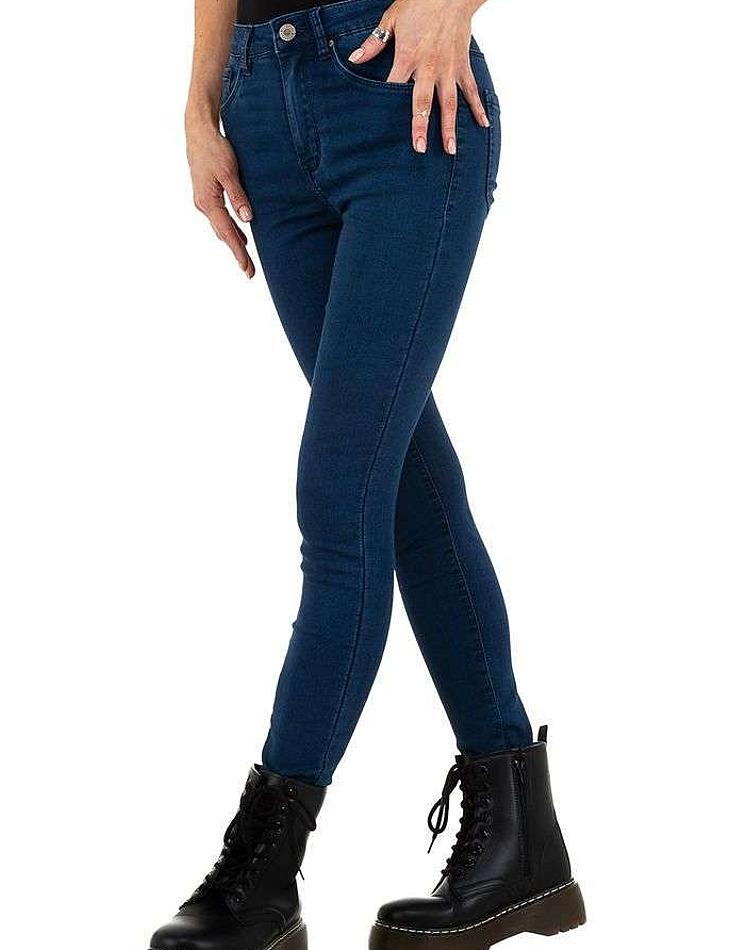 Dámske jeansové nohavice vel. XXL/44