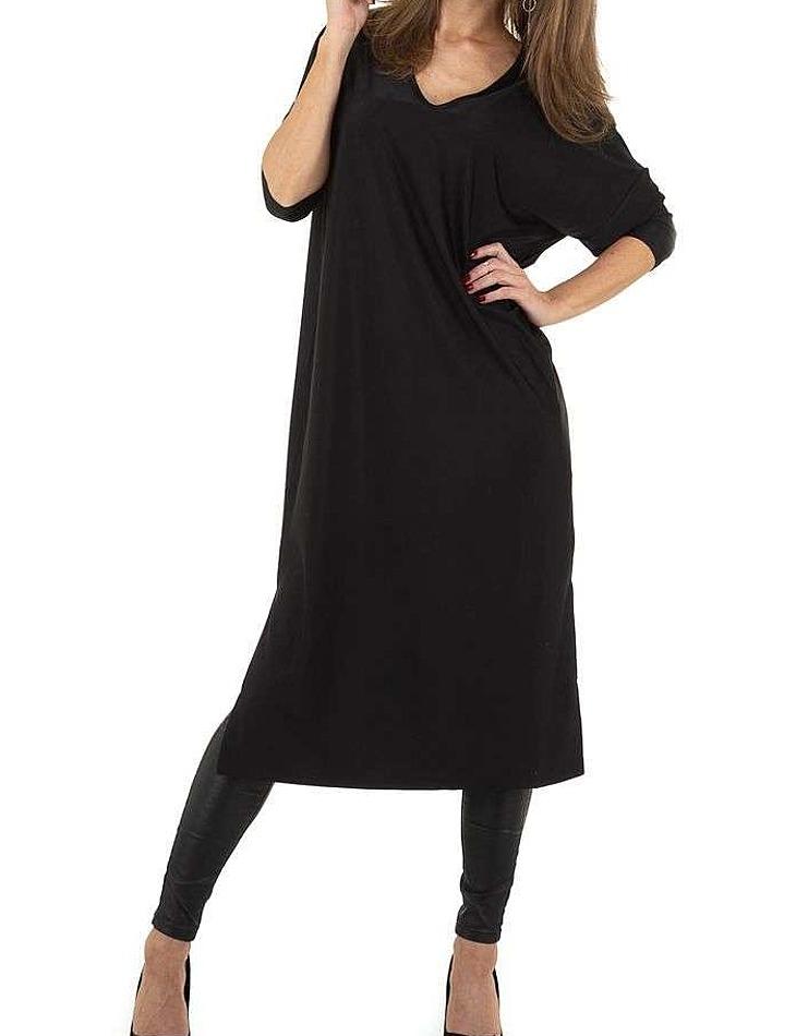 Dámske čierne šaty vel. S/M
