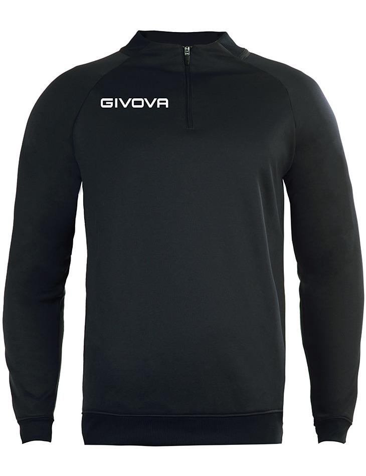 Čierna mikina GIVOVA vel. XL