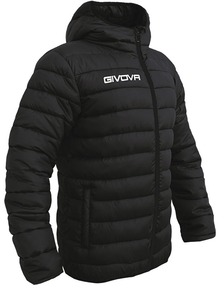 Bunda GIVOVA čierna vel. XL