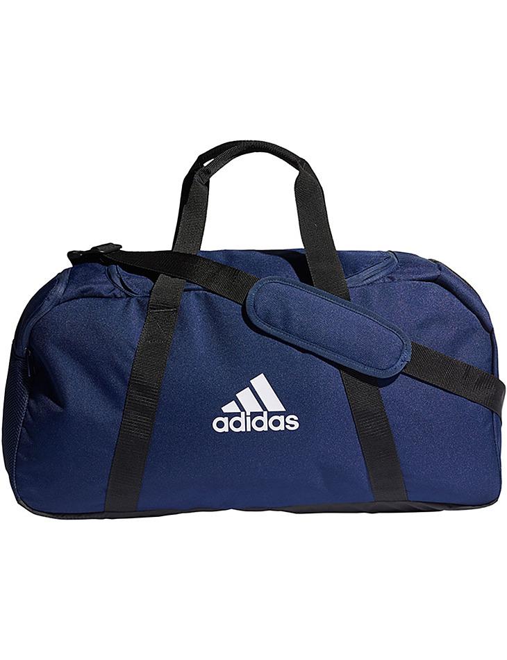Taška Adidas Tiro Duffel M námornícka modrá