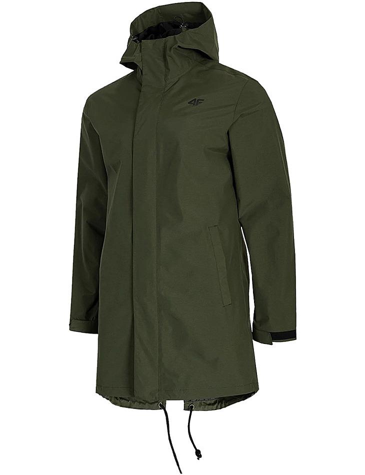 4F khaki pánska bunda vel. XL