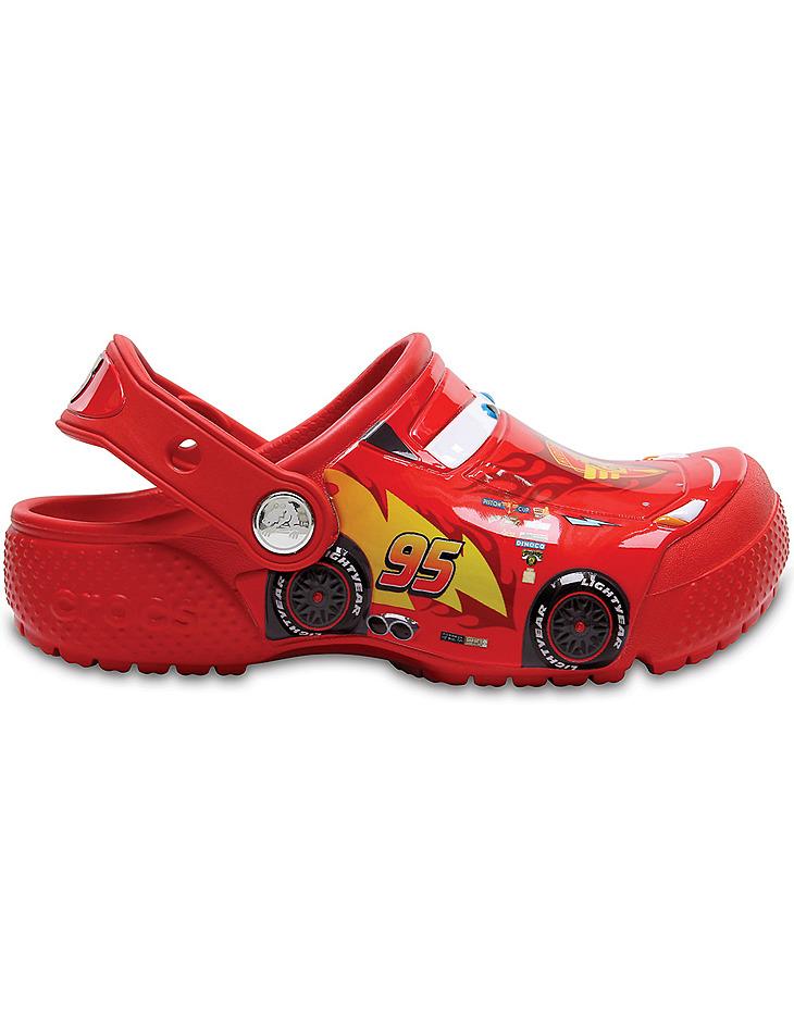 Detskom farebné papuče Crocs vel. 28-29