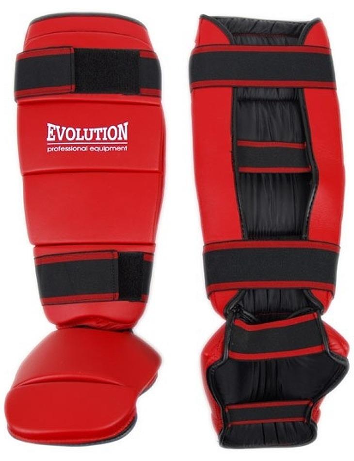 Chrániče na nohy Evolution vel. XL