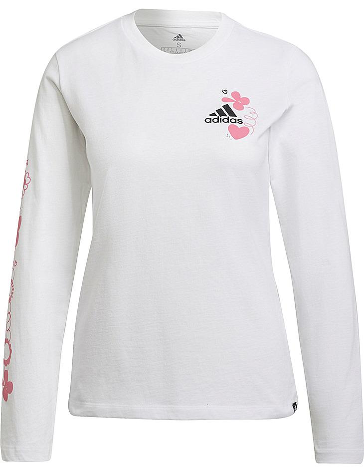 Dámske štýlové tričko Adidas vel. XL