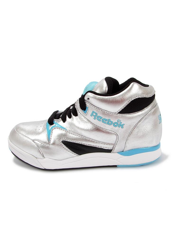 Dámske členkové topánky Reebok Pump Aerobic Lite Mid  2836bf7cfe5