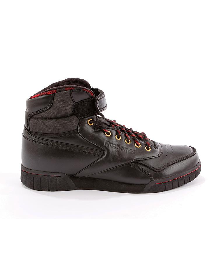 Pánske topánky Reebok Ex-O-Fit Plus Hi Outdoor  09ce9d8a96c
