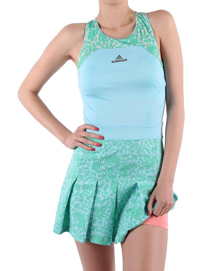 Dámske tenisové šaty Adidas Stella McCartney  6dbe05d2d0f