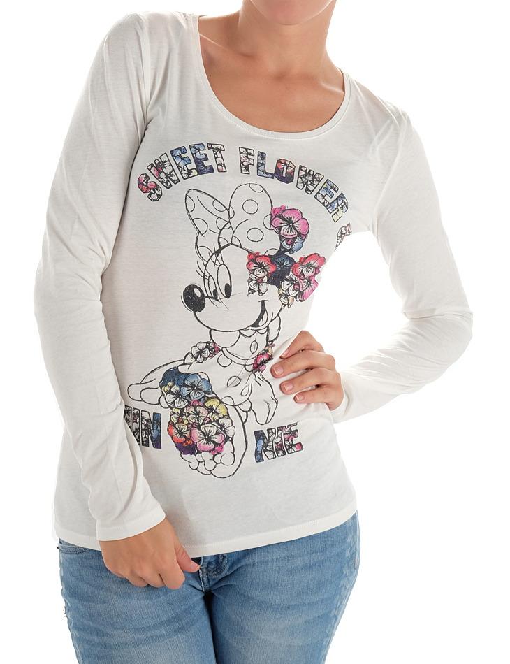 16c0f7eae635 Dámske tričko s dlhým rukávom Disney