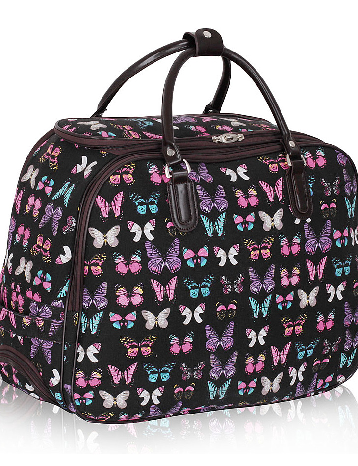 bb25d2eae7 Dámska cestovná taška Leesun