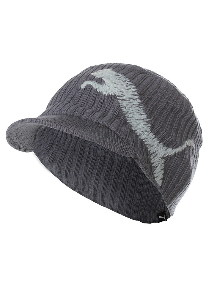 ba05d0b72 Zimná čiapka so šiltom Puma   Outlet Expert