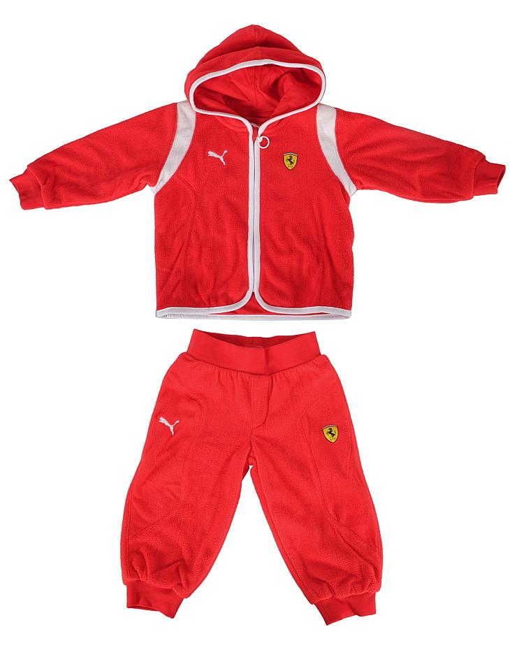 f494ade5efc07 Detská fleecová športová súprava Puma Ferrari   Outlet Expert