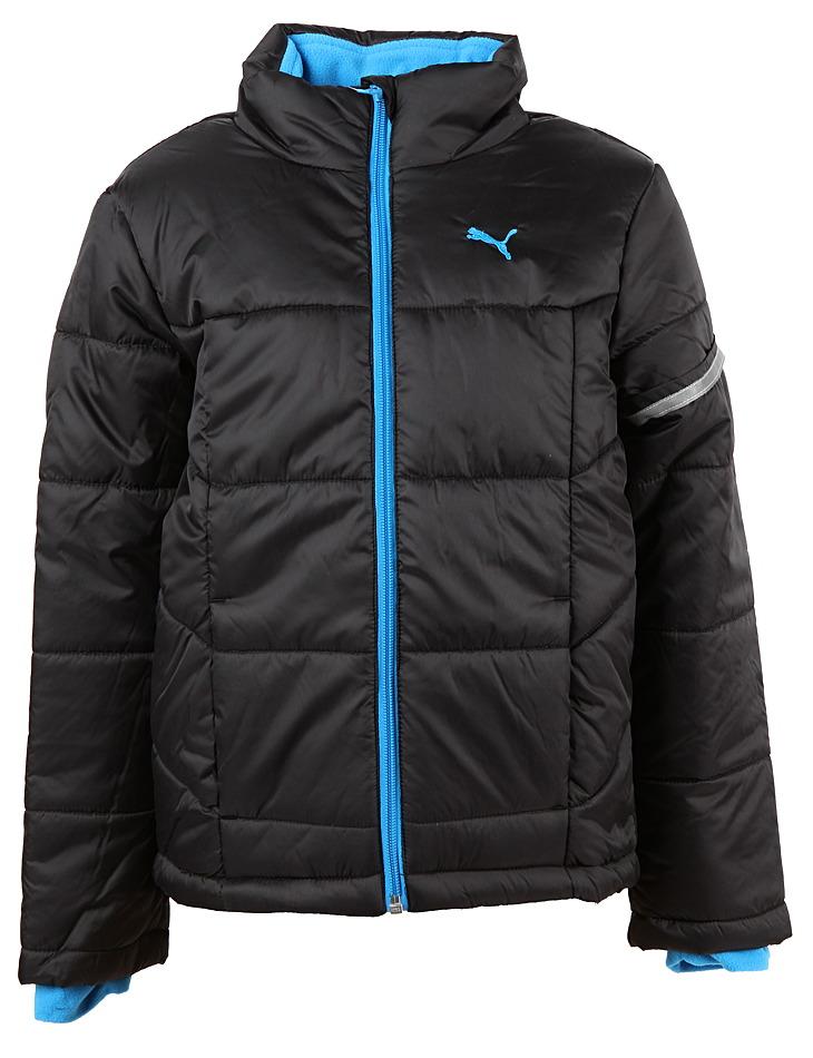 6b8f36fc4 Chlapčenská zimná bunda Puma | Outlet Expert