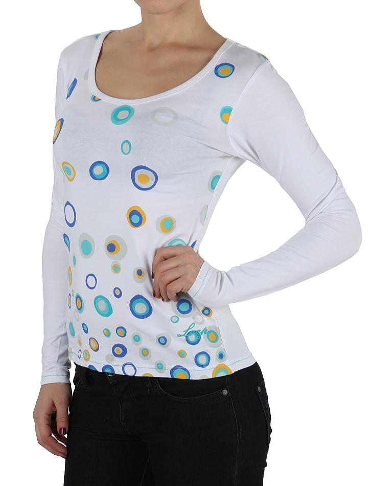 99cc8e13eb80 Dámske tričko s dlhým rukávom Loap