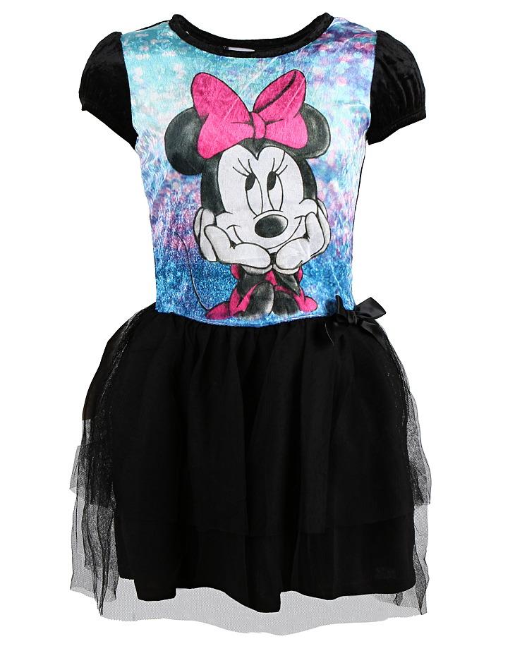 c048b2d9031a Dievčenské šaty Disney Minnie