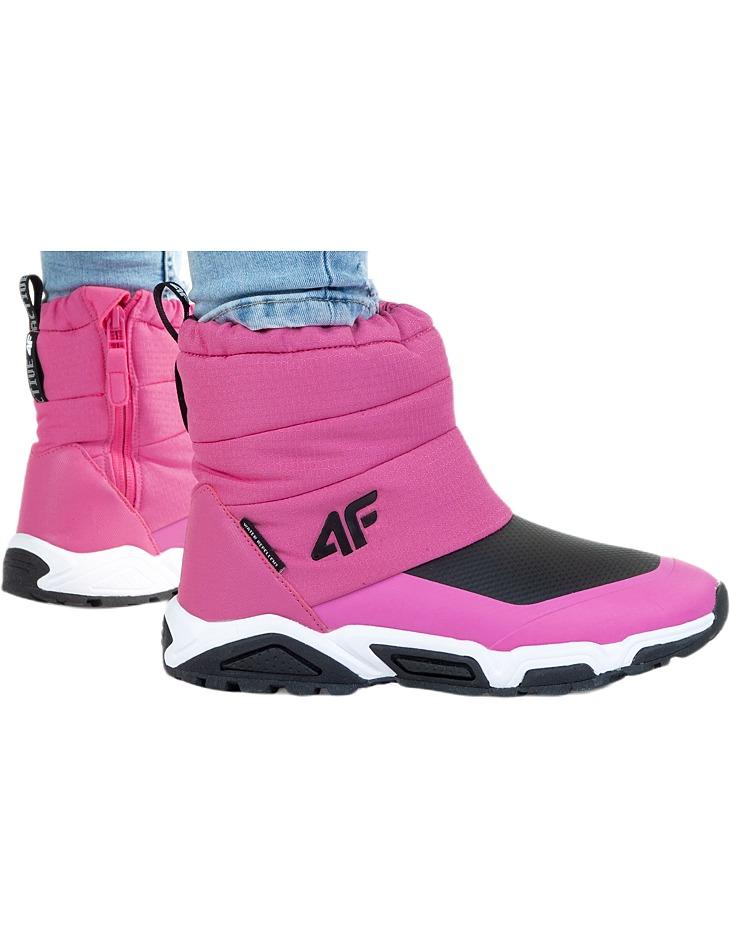 Dievčenské zimné topánky 4F vel. 30
