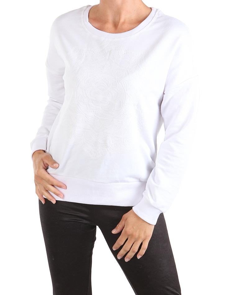 6d5d257e0 Dámska biela mikina Eight2Nine   Outlet Expert
