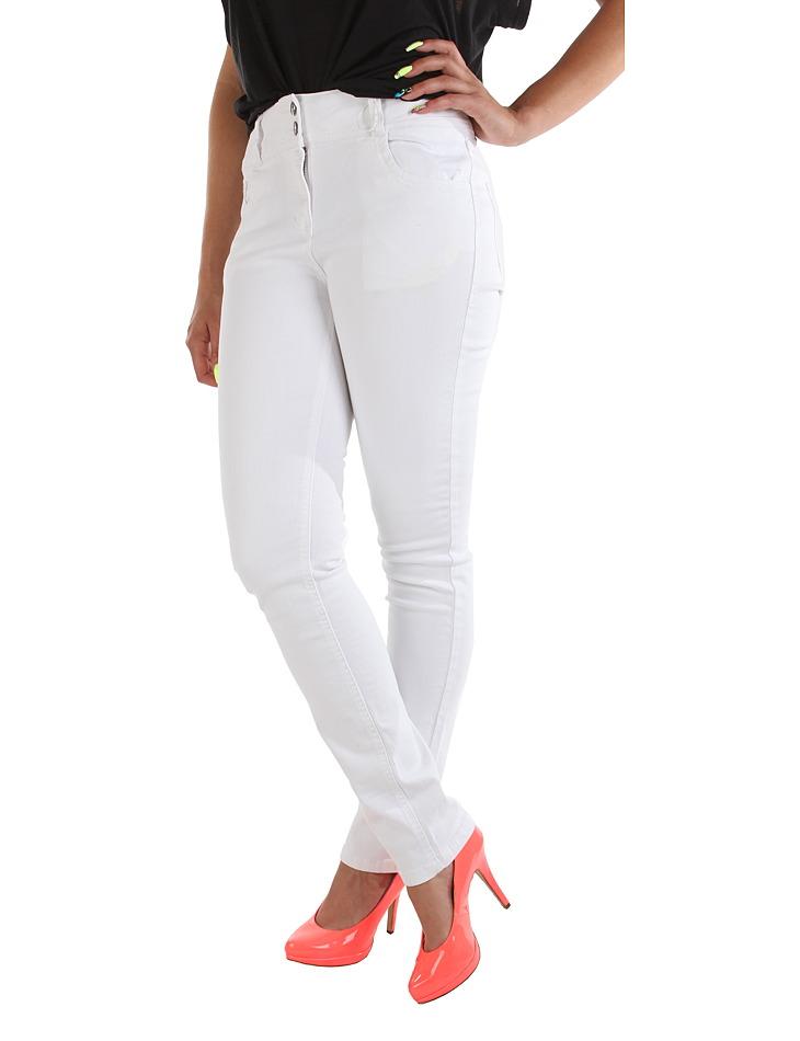 ca8639b477e9 Dámske jeansové nohavice Anna Field