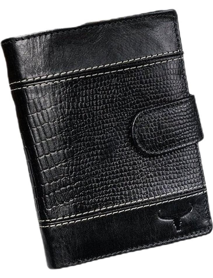 Buffalo wild originálne čierna peňaženka vel. ONE SIZE