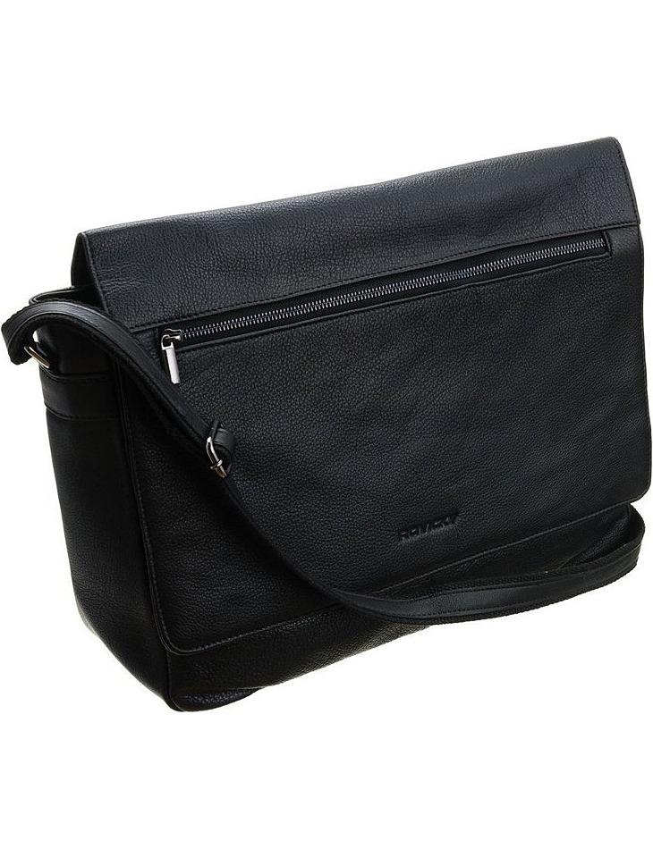 Pánska čierna taška na notebook vel. ONE SIZE