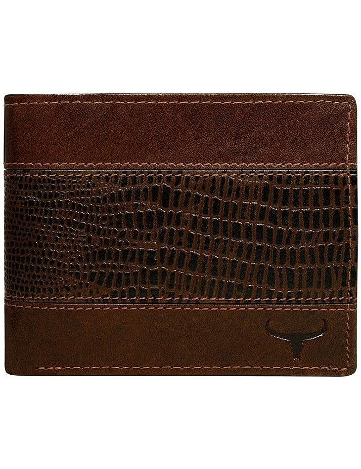 Buffalo wild originálne hnedá peňaženka vel. ONE SIZE