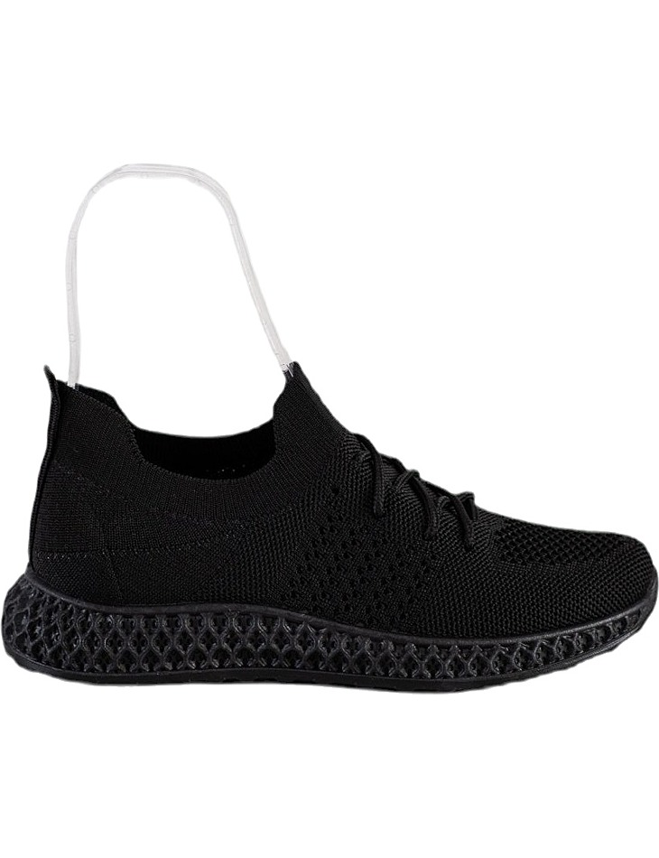 čierne ľahké jarné tenisky vel. 38