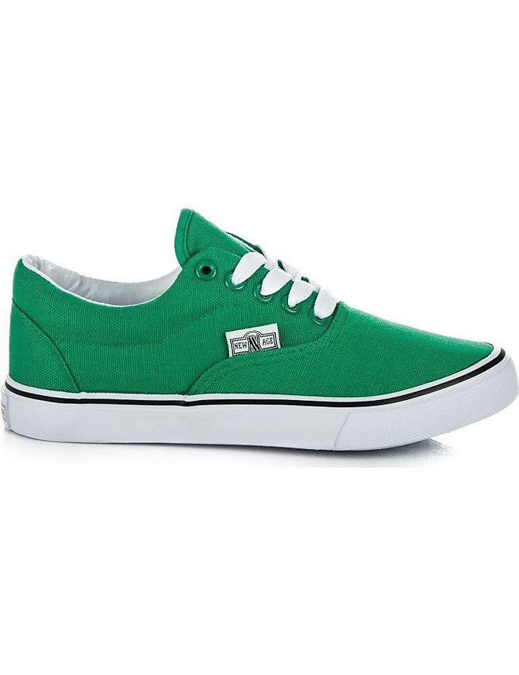Dámske zelené tenisky vel. 37