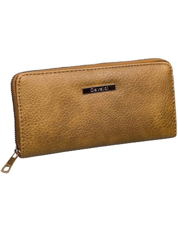 Cavaldi zlatá peňaženka na zips vel. ONE SIZE